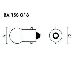 Ampoule 6V. BA15S