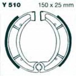 Mâchoires Arrière IT/YZ 250/490 1981-88