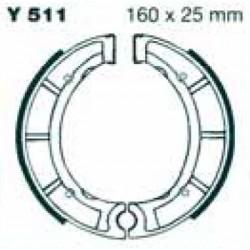 Mâchoires arrière IT / YZ 250-465 1977-1980