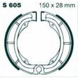 Mâchoires de frein avant/arrière PE/RM 250-400 & KX