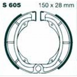 Mâchoires de Frein PE/RM 250-400