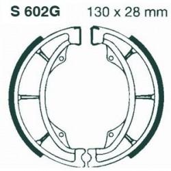 Mâchoires de frein avant/arrière PE/RM 1975-1986 & KDX