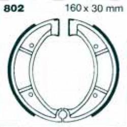 Mâchoires de frein HVA 160x30