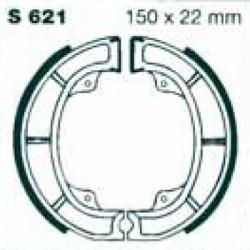 Mâchoires frein AV RM 250/465 1981/82