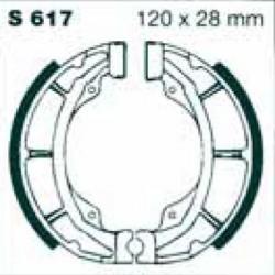 Mâchoires Frein AR RM 125 1979/80