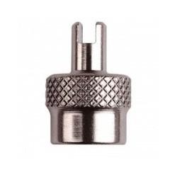 Bouchon de valve/démonte obus