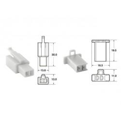 Connecteur 2 voies type 110ML
