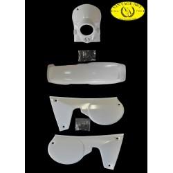 Kit plastique blanc Aprilia 125/250 RC 1980