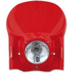 Plaque-phare UFO rouge 1980-1986