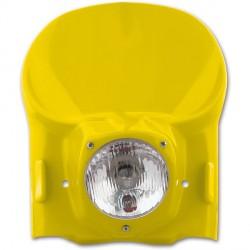 Plaque-phare UFO jaune 1980-1986