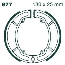 Mâchoires frein Arrière Cagiva WMX 1986-88