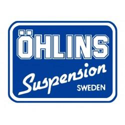Autocollant Ohlins Vintage
