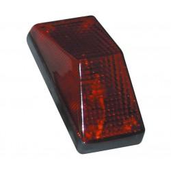 Feu arrière rouge type XR