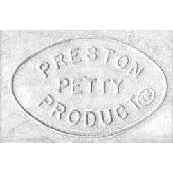 Plaque phare Preston Petty blanche