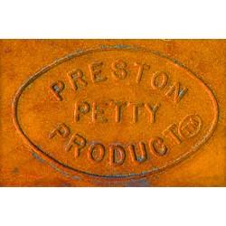 Garde-boue avant Preston Muder orange