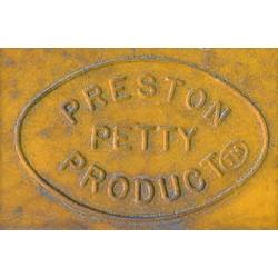 Garde-boue arrière Preston Muder jaune