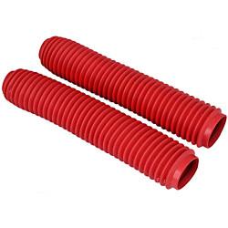 Soufflets de fourche rouge D.43 YZ 125-250-490