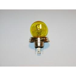 Ampoule de phare 12V 45/40W P45T Jaune