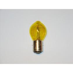Ampoule de phare 6V 35/35W BA20D Jaune