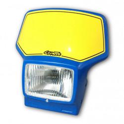 Plaque-phare bleue type IT 200/250/490