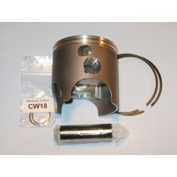 Piston complet IT / YZ 465 1980-1982 Wiseco