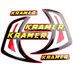 Kit déco Tecnosel Kramer 1980