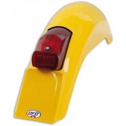 Garde-boue arrière jaune Enduro 50/80/125 1975-1979