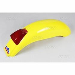 Garde-boue arrière jaune Ufo type Preston