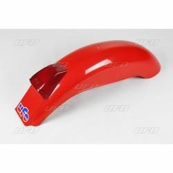Garde-boue arrière rouge Ufo type Preston