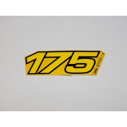 Emblème IT 175 1981