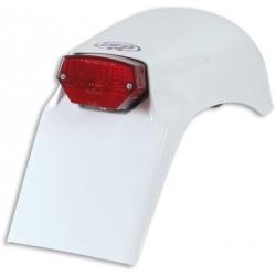 Garde-boue arrière blanc FANTIC RC 80/125