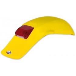 Garde-boue arrière jaune type Baja 1983-1993