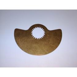 Disque rotatif Rotax 155°